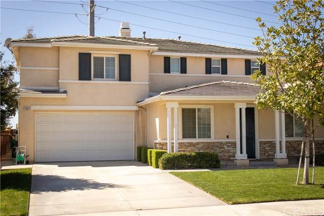 1283 Olympic Street, Beaumont, CA 92223 (#CV21076774) :: The Costantino Group | Cal American Homes and Realty
