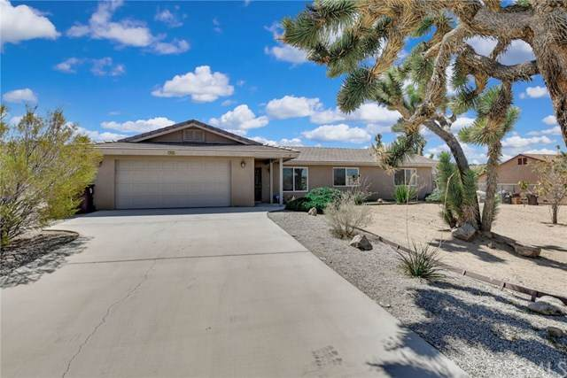 57555 Onaga, Yucca Valley, CA 92284 (#SW21076372) :: The Costantino Group | Cal American Homes and Realty