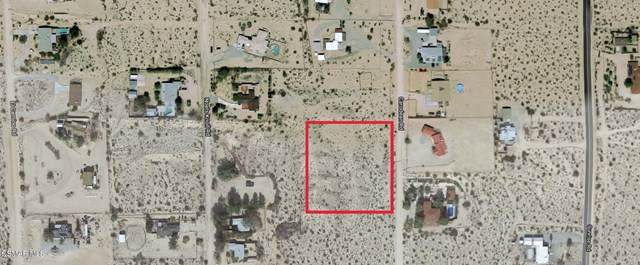 Carodean Road, 29 Palms, CA 92277 (#221001885) :: The Najar Group