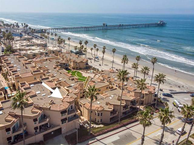 501 N Pacific Street #18, Oceanside, CA 92054 (#NDP2103904) :: The Najar Group