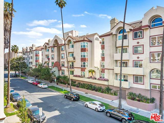 620 S Gramercy Place #329, Los Angeles (City), CA 90005 (#21715052) :: The Najar Group