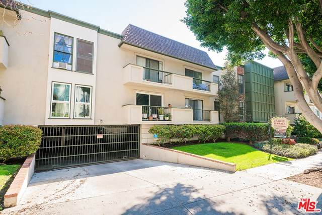 3640 Cardiff Avenue #109, Los Angeles (City), CA 90034 (#21718126) :: Team Tami