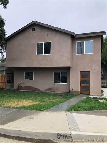 405 W 9th Street W, Pomona, CA 91766 (#PW21076968) :: Mainstreet Realtors®