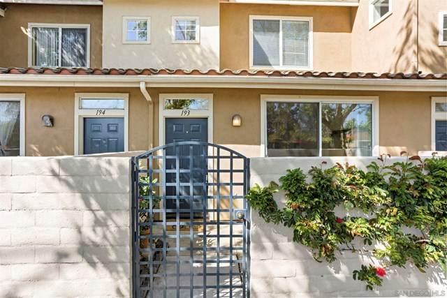 4170 Via Candidiz #193, San Diego, CA 92130 (#210009497) :: Steele Canyon Realty