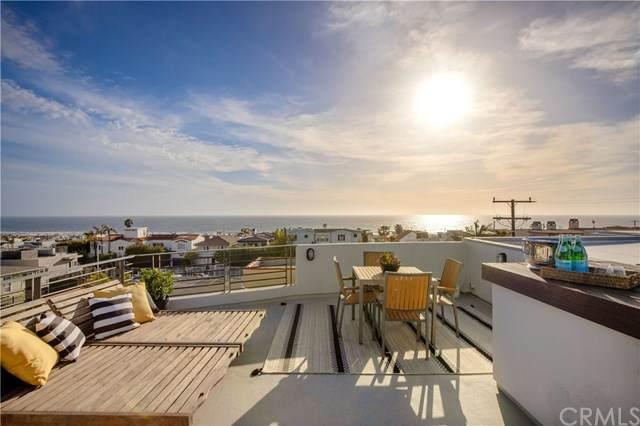 316 26th Street #1, Hermosa Beach, CA 90254 (#SB21076670) :: Compass