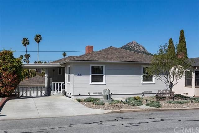 53 Benton Way, San Luis Obispo, CA 93405 (#SC21065601) :: Steele Canyon Realty