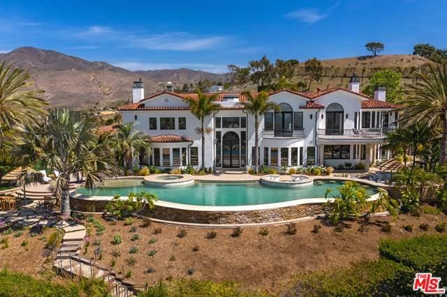 6020 Bonsall Drive, Malibu, CA 90265 (#21717570) :: Steele Canyon Realty
