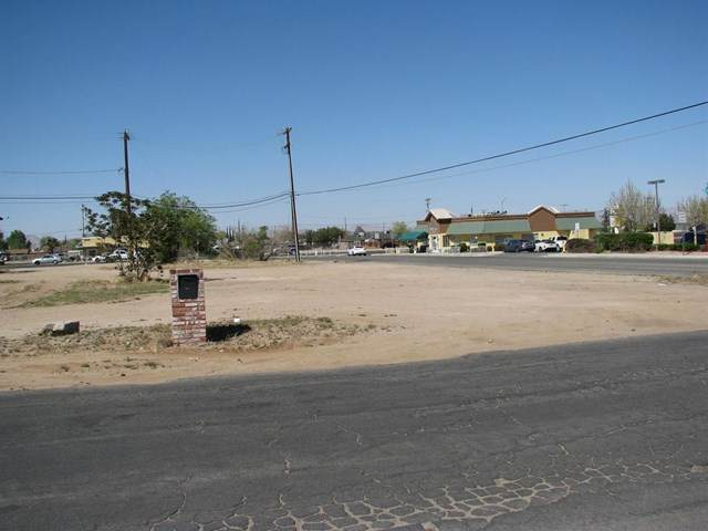 0 2nd Avenue, Hesperia, CA 92345 (#534087) :: Steele Canyon Realty