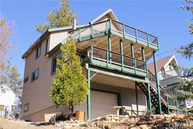 1095 Crags Lane, Fawnskin, CA 92333 (#EV21075852) :: Blake Cory Home Selling Team