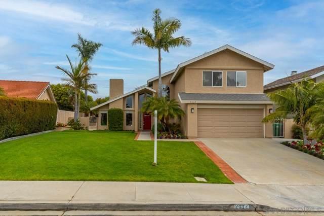 2412 La Pluma Lane, Carlsbad, CA 92009 (#210009516) :: eXp Realty of California Inc.