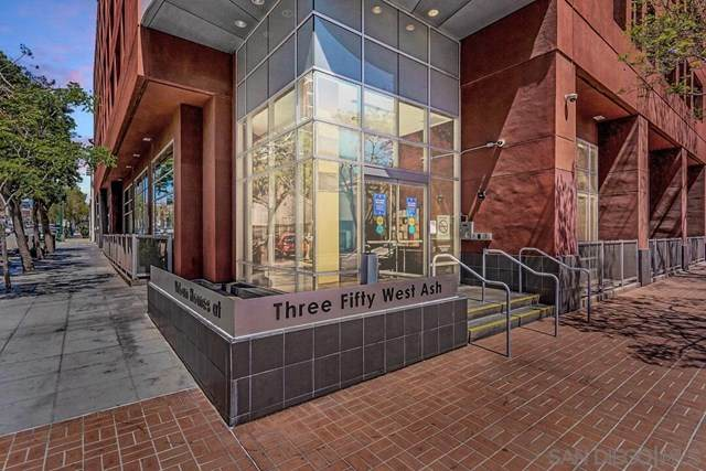 350 W Ash St #105, San Diego, CA 92101 (#210009520) :: Legacy 15 Real Estate Brokers