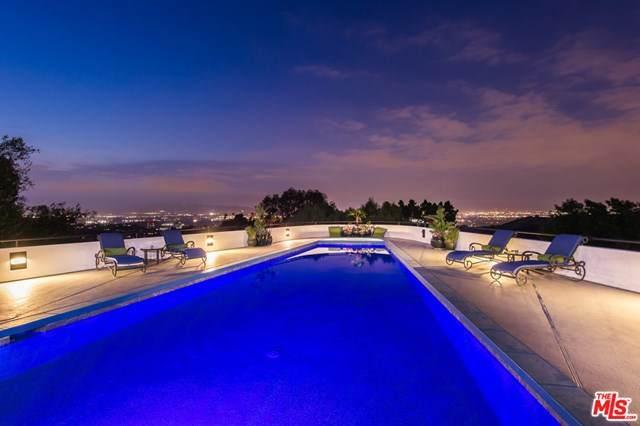 15105 Mulholland Drive, Los Angeles (City), CA 90077 (#21718266) :: Mainstreet Realtors®