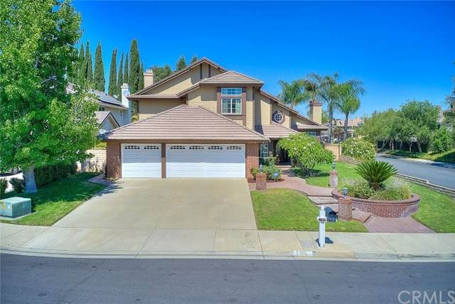2358 Meadow Ridge Drive, Chino Hills, CA 91709 (#TR21077100) :: Re/Max Top Producers