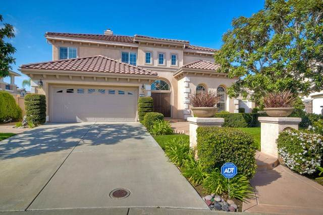 10318 Longdale Pl, San Diego, CA 92131 (#210009531) :: The Costantino Group | Cal American Homes and Realty