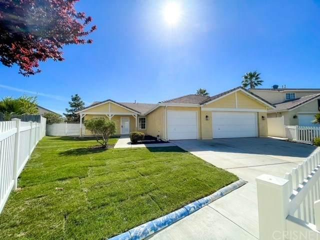 3246 Marbella Lane, Palmdale, CA 93550 (#SR21075006) :: Wendy Rich-Soto and Associates