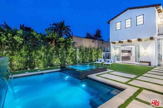 6721 Drexel Avenue, Los Angeles (City), CA 90048 (#21718420) :: The Bhagat Group