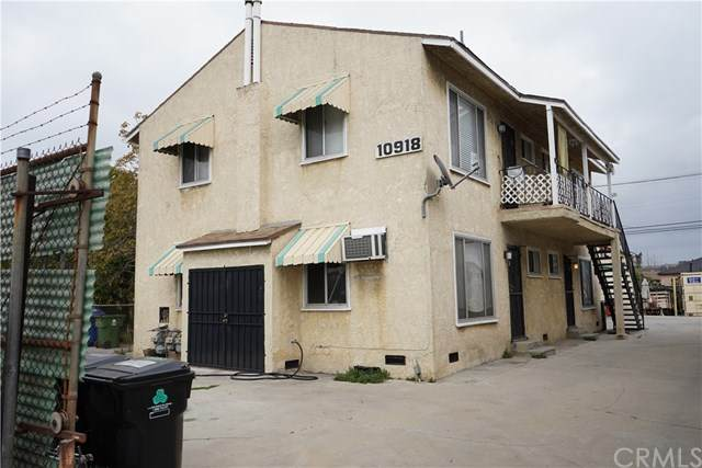 10918 S Main Street, Los Angeles (City), CA 90061 (#IN21077325) :: Re/Max Top Producers