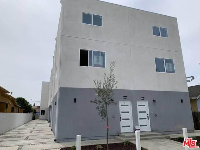 1002 E 33Rd Street, Los Angeles (City), CA 90011 (#21718330) :: The Kohler Group