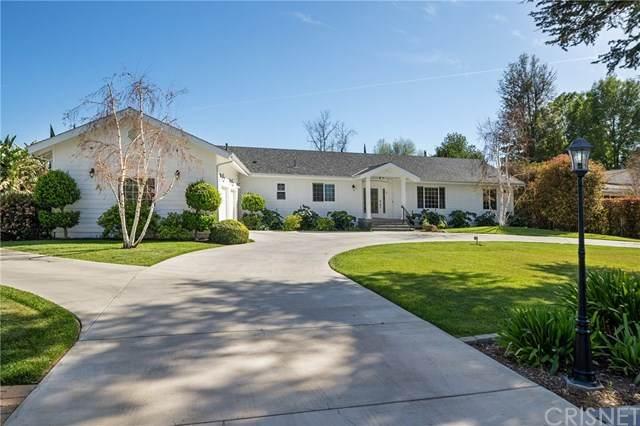 22848 Califa Street, Woodland Hills, CA 91367 (#SR21075862) :: Wendy Rich-Soto and Associates