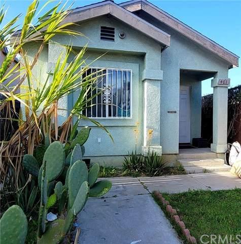 401 W Century Boulevard, Los Angeles (City), CA 90003 (#DW21077413) :: TeamRobinson | RE/MAX One