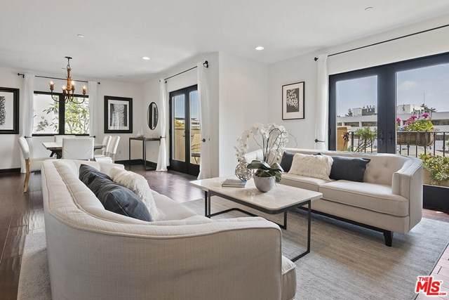 10319 Almayo Avenue #301, Los Angeles (City), CA 90064 (#21718432) :: Legacy 15 Real Estate Brokers