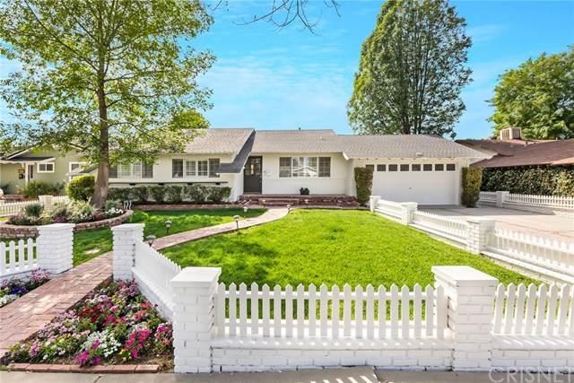 7909 Rudnick Avenue, Canoga Park, CA 91304 (#SR21077509) :: TeamRobinson | RE/MAX One
