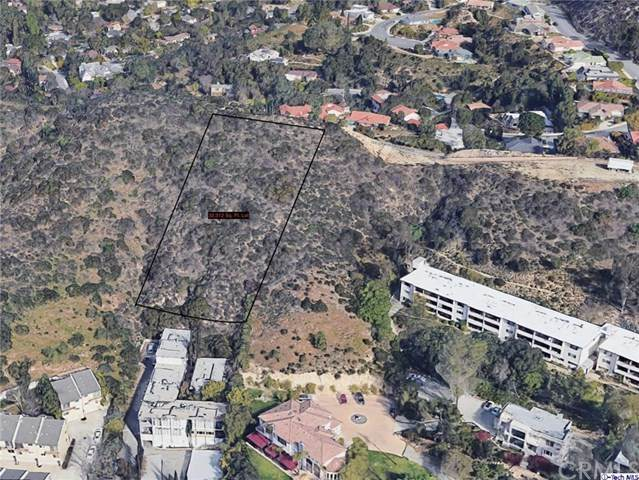 0 Rafael Terrace, Glendale, CA 91208 (#320005687) :: The Brad Korb Real Estate Group