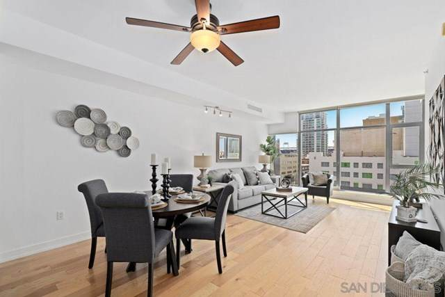 575 6Th Ave #406, San Diego, CA 92101 (#210009577) :: Compass