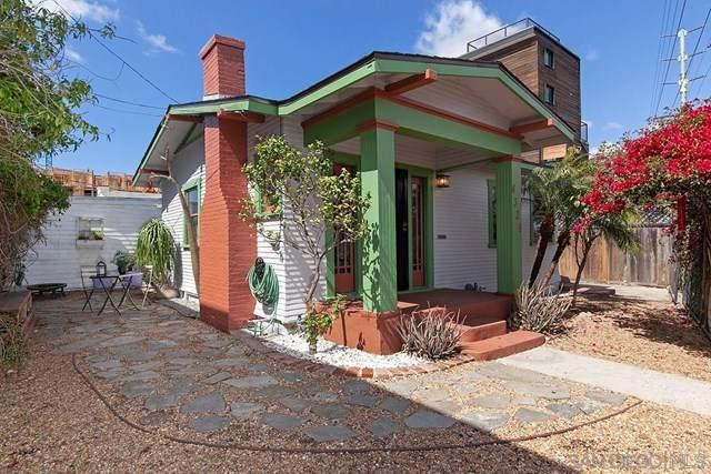 4336 Boundary St, San Diego, CA 92104 (#210009576) :: Koster & Krew Real Estate Group | Keller Williams