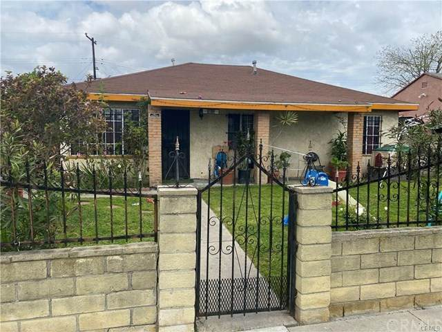 1013 S Central Avenue, Compton, CA 90220 (#SB21077680) :: Team Forss Realty Group