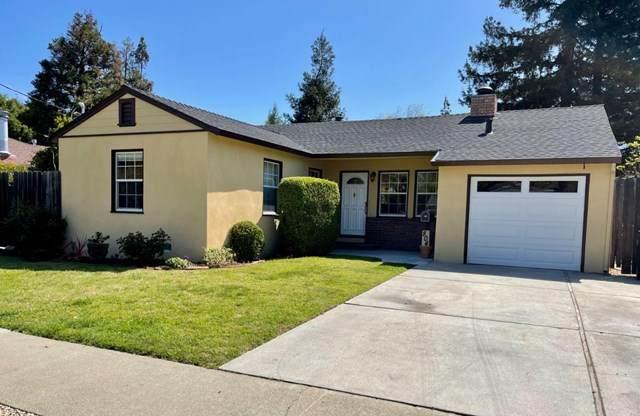 804 14th Avenue, Menlo Park, CA 94025 (#ML81838805) :: Realty ONE Group Empire