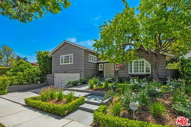285 S Glenroy Avenue, Los Angeles (City), CA 90049 (#21717774) :: Compass