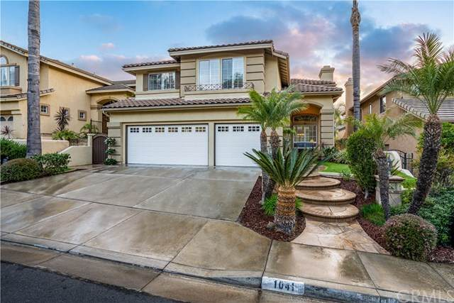 1041 S Creekview Lane, Anaheim Hills, CA 92808 (#PW21077306) :: Wendy Rich-Soto and Associates
