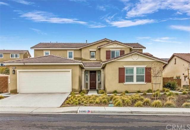 34985 Keiser Court, Beaumont, CA 92223 (#IV21077783) :: Wendy Rich-Soto and Associates