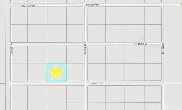 0 Saturn Drive, Joshua Tree, CA 92252 (#PW21077476) :: The Bhagat Group