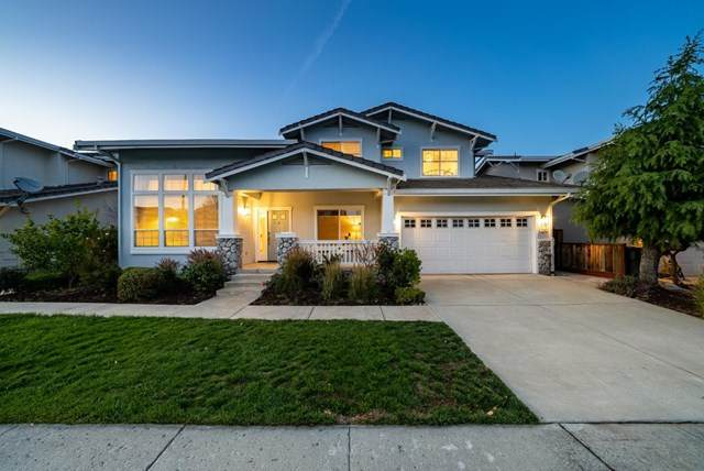 1345 Heritage Way, Gilroy, CA 95020 (#ML81838847) :: The Bhagat Group