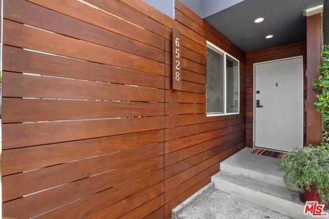 6528 Barton Avenue, Los Angeles (City), CA 90038 (#21714706) :: RE/MAX Masters