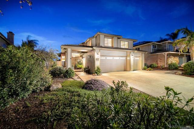8430 Mesa Ridge Road, Santee, CA 92071 (#210009600) :: Compass