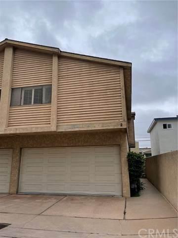 2603 Gates Avenue #2, Redondo Beach, CA 90278 (#SB21077665) :: Wendy Rich-Soto and Associates
