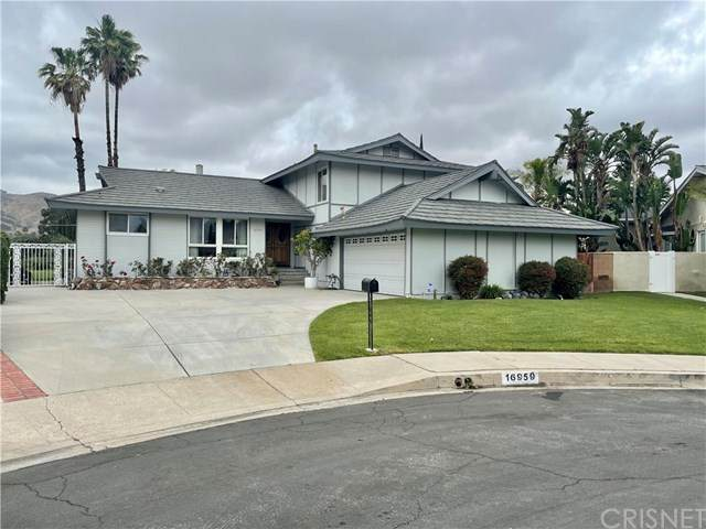 16959 Jeanine Place, Granada Hills, CA 91344 (#SR21077973) :: Wendy Rich-Soto and Associates