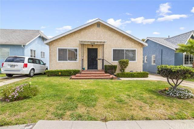 6106 Keniston Avenue, Los Angeles (City), CA 90043 (#RS21077918) :: Wendy Rich-Soto and Associates