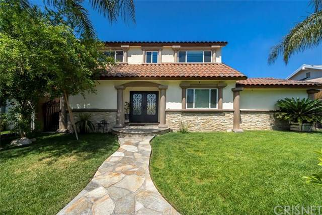16339 Nordhoff Street, North Hills, CA 91343 (#SR21075884) :: Realty ONE Group Empire