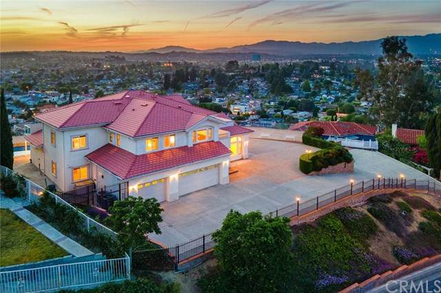 321 Montechico Drive, Monterey Park, CA 91754 (#WS21077967) :: Wendy Rich-Soto and Associates