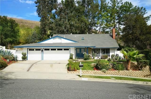 4136 Jim Bowie Road, Agoura Hills, CA 91301 (#SR21075985) :: Powerhouse Real Estate