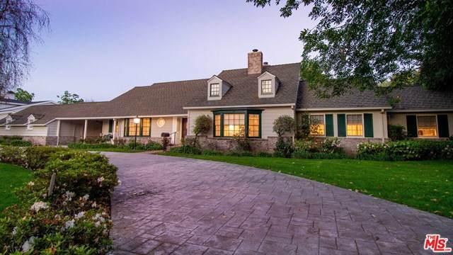 12 Toluca Estates Drive, Toluca Lake, CA 91602 (#21715330) :: The Houston Team | Compass