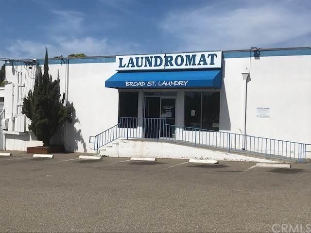2161 Broad Street, San Luis Obispo, CA 93401 (#SC21061455) :: Mainstreet Realtors®