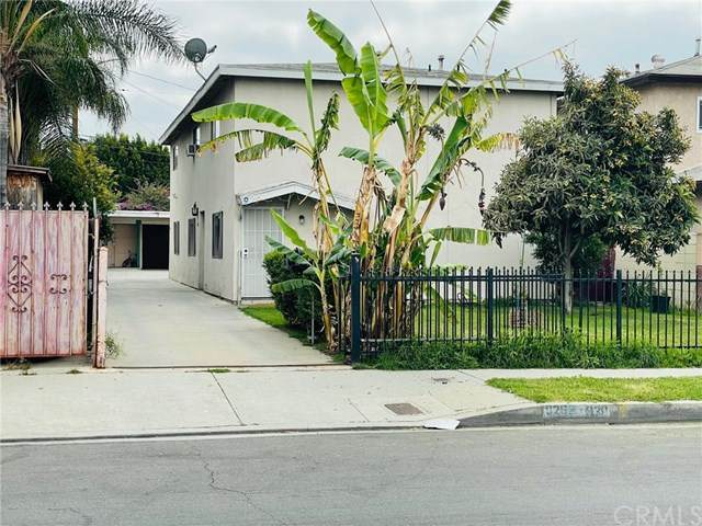 926 S Ford Boulevard, East Los Angeles, CA 90022 (#PW21078162) :: Mainstreet Realtors®