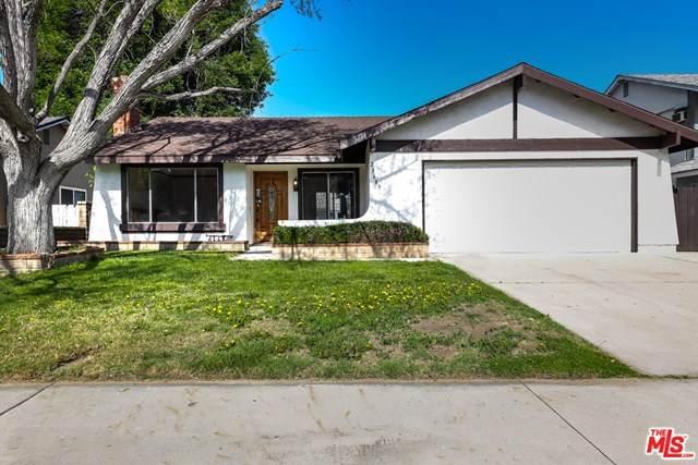 23689 Via Lupona, Santa Clarita, CA 91355 (#21718954) :: Mainstreet Realtors®