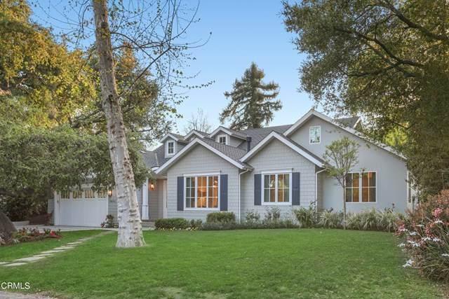 4841 Del Monte Road, La Canada Flintridge, CA 91011 (#P1-4187) :: Crudo & Associates