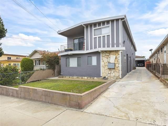 1185 W 22nd Street #1234, San Pedro, CA 90731 (#PV21077626) :: Mainstreet Realtors®